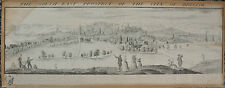 THE south east PROSPECT OF THE CITY OF BRISTOL etching  ORIGINAL SAMUEL BUCK