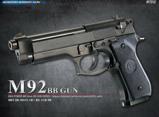 Academy Korea M92 Full Size Airsoft-Pistol BBGun BB Replica Hand ToyGun Toy 6mm