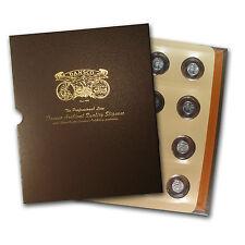 1997-2008 12-Coin 1/10 oz Platinum Eagle Set BU (Dansco Album) - SKU #66807