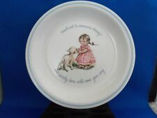 Rusties Collector's Plate Brownie Reach Out To Someone Today Love Come Your Way!