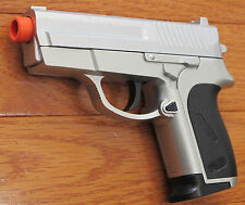 Full Metal Body Airsoft Compact Spring Pistol SIG ZM01 Shoot hard at 220 FPS