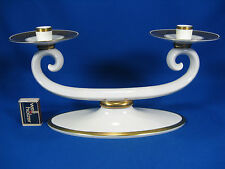 Beautiful Rosenthal porcelain CANDLEHOLDER/PORCELLANA candele in modello 4