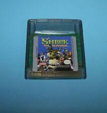 Shrek: Fairy Tale Freak Down (Game Boy Color) Nintendo