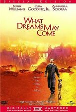 What Dreams May Come Dvd Charlie Croughwell(Dir) 1998