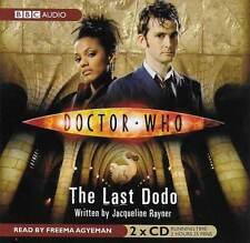 Doctor Who - THE LAST DODO - CD Audio Book 2007