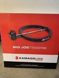Kamado Joe Big Joe Joetisserie Rotisserie for 24 inch grills BJ-TISSERIENA  NEW