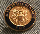 UNITED STATES CONGRESS F M C LAPEL BAGE PIN