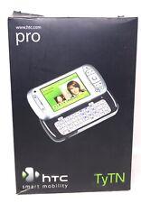 HTC TyTN Pro 3G Windows Mobile 5.0 New Original Unlocked full set in Box