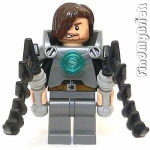 M126AG Lego Armor Upgraded Custom Whiplash Minifigure Iron Man Custom NEW