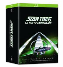Star Trek LA NUEVA GENERACION SERIE COMPLETA EN Blu-Ray EDICION ESPAÑA NUEVA