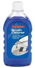 SupaDec Paint Brush Roller Pad Cleaner Cleaning Dissolve Dissolving Fluid 2L