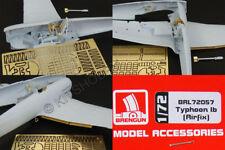 Brengun Models 1/72 Hawker Typhoon Ib Photo Etch Update Set