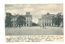 B82364 Sweden Kalmar Hotel Central 1904 perfect shape front/back image