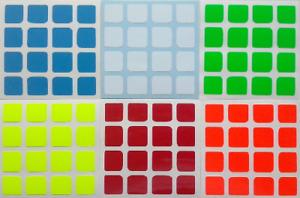 Magic Cube Stickers 4x4 62mm Yuxin Kylin