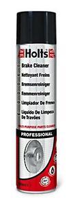 Holts Brake Disc Caliper Multi-Purpose Parts Cleaner Spray Can Aerosol 600ml