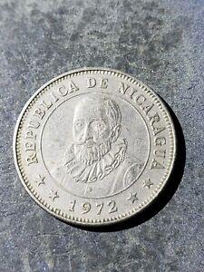 1972 Nicaragua Coins For Sale Ebay