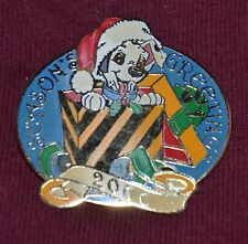 Disneyland Cast Member 101 Dalmatians Season'S Greetings 2000 Pin - Disney Pins