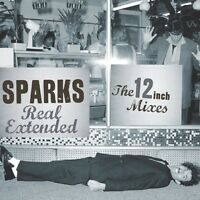 Sparks, The Sparks - Real Extended: 12 Inch Mixes [New CD] Germany - Import