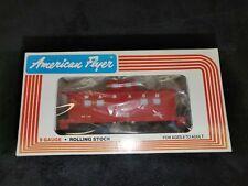 American Flyer LTI 6-48702 Wabash caboose NIB