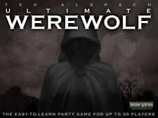 Ultimate Werewolf Revised Edition Family Party Game Bezier Games BEZUWSE Mafia