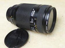 Nikon AF Zoom Nikkor 70-210mm f/4-5.6 Lens * Excellent condition + f cap +filter