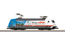 Märklin 88676 Z Gauge electric locomotive BR 101 25 Years MHI