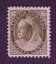 Canadian Stamp #84 MH