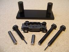 Ho slot car wheel and gear press, Thunderjet 500, AFX and more.