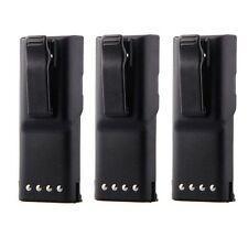 3PCS 1200mAh NiCD Battery For MOTOROLA HNN9628 HNN9628A HNN9628AR HNN9628B GP300
