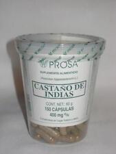 HORSE CHESTNUT BLOOD CIRCULATION IMPROVER 150 CAPSULES / CASTAÑO DE INDIAS