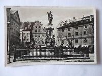 Ansichtskarte Augsburg Augustusbrunnen 30er