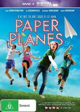 Paper Planes : NEW DVD