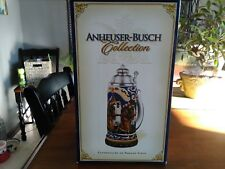 Anheuser Busch Collection Clydesdale On Prade Stein