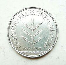 PALESTINE  100 mils 1935