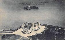 BF34578 santander palacio de la madalena spain vista fomada desd front/back scan