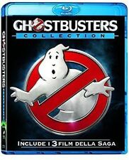 Blu Ray GHOSTBUSTERS - Collection - (3 Dischi) (2016) ......NUOVO