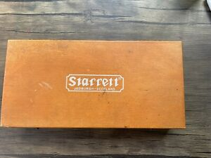 starrett micrometer Metric (50mm to 75mm) No 436