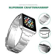 Superior Craftsmanship Apple Stainless Steel 42mm Watch Strap