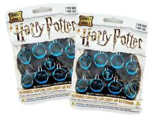 Harry Potter Patronus Crystal Led Light Up Keychain Lot of 2 Series 1 Blind Bags