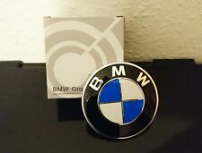BMW 51148132375 luminosa emblema 82mm Insignia Capó para coches de serie 1