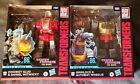 Transformers SS86 Leader Class Dinobots LOT of two Grimlock And Slag / Slug MISB