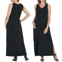 MILLERS Maxi Dress Plus Size 12 14 16 18 20 Black Long Party Evening Cocktail
