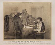 Asien Völker Ethnien Menschen Ureinwohner Chromolithographie 1885 Gustav Mützel