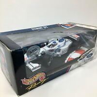 Hot Wheels Mattel Racing 1:18 Stewart SF2 Rubens Barrichello Ford Grand Prix Ltd