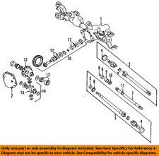 CHRYSLER OEM Front-Axle Bearings 5252686