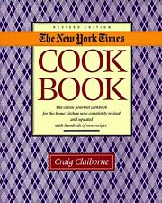 The New York Times Cook Book by Craig Claiborne