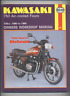 Kawasaki GPZ750 GT750 Z750 (80-90) Haynes Manual GPZ GT Z 750 Shaft & Chain AV58