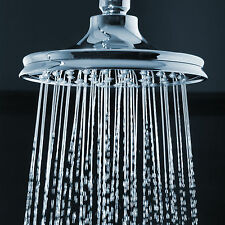 Drench 160mm Round Chrome Fixed Shower Head