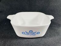 Vintage Corning Ware Blue Cornflower 2-3/4 Cup Casserole Baking Dish P-43-B