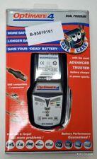 Batterieladegerät OptiMate 4 für BMW R1200GS und Andere CAN-Bus fähig Motorrad